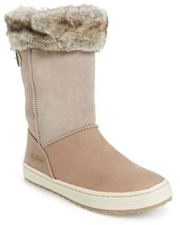 Alexandra 2 Waterproof Boot With Faux Fur Trim