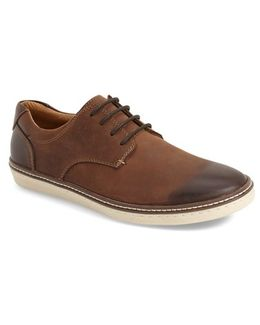 'mcguffey' Plain Toe Derby