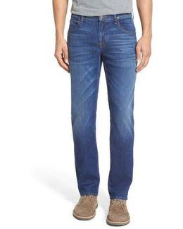 'byron' Slim Straight Leg Jeans
