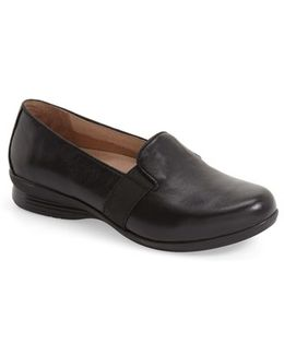 Addy Leather Loafers
