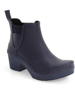 'rosa' Chelsea Rain Boot