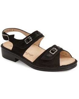 Sasso Leather Sandals