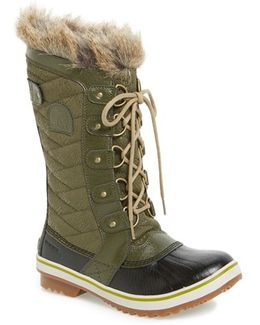 'tofino Ii' Faux Fur Lined Waterproof Boot