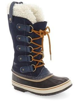 Joan Of Arctic Genuine Shearling Waterproof Boot