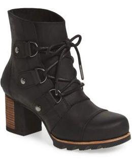 Addington Waterproof Lace-up Boots