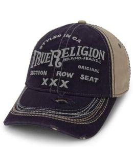 'triple X' Baseball Cap