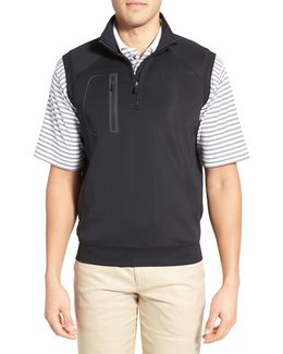 Xh2o Crawford Stretch Quarter Zip Golf Vest
