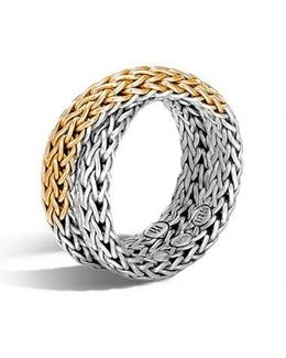 'classic Chain' Overlap Ring