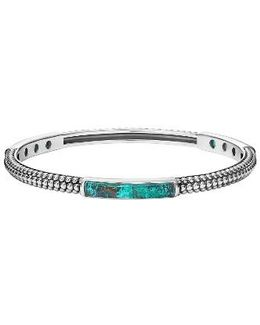 'maya' Caviar Stacking Bangle