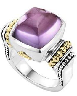 'caviar Color' Medium Semiprecious Stone Ring