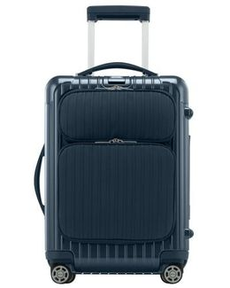 Salsa 22 Inch Deluxe Hybrid Multiwheel Carry-on