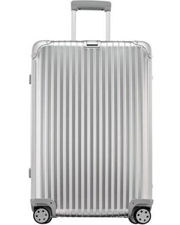 Topas 29 Inch Multiwheel Aluminum Packing Case - Metallic
