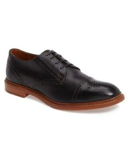 'bainbridge' Cap Toe Derby
