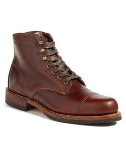 'adrian' Cap Toe Boot