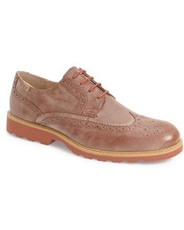 'glasgow' Wing Tip Oxford