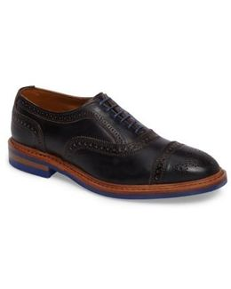 'strandmok' Cap Toe Oxford