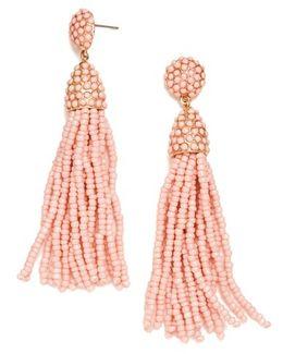 'pinata' Tassel Earrings
