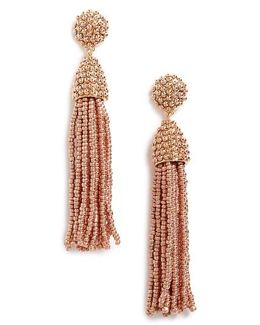 'pinata' Tassel Earrings