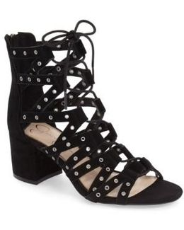 'haize' Cage Sandal