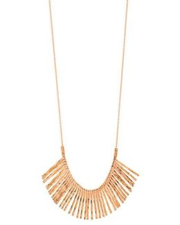 'kylie' Fan Necklace