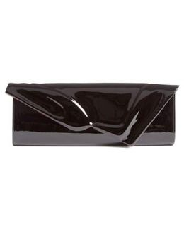 'so Kate' Patent Leather Clutch