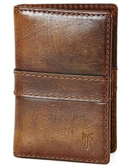 'oliver' Leather Wallet