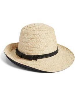 Asymmetrical Sun Hat