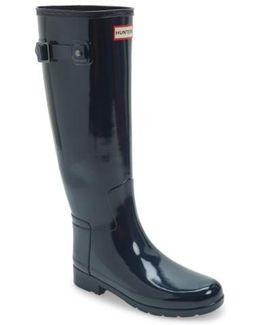 'original Refined' High Gloss Rain Boot