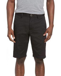 'modern' Chino Shorts