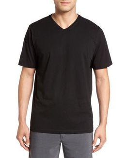 'sida' V-neck T-shirt