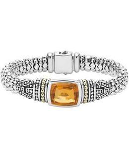 'caviar Color' Semiprecious Stone Bracelet