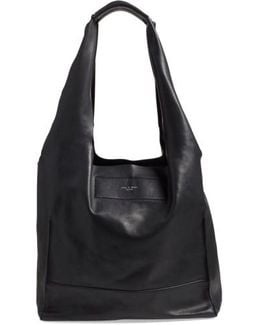 'walker' Leather Tote