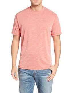 'paradise Around' Crewneck T-shirt