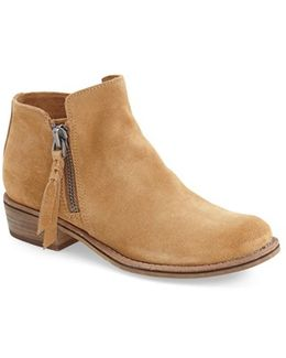 Sutton Suede Ankle Boots