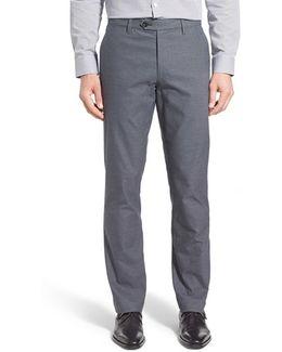 'roynew' Flat Front Pants