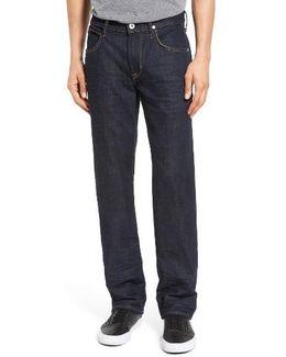 Byron Slim Straight Leg Jeans