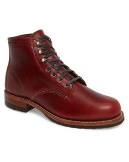 Evans Plain Toe Boot