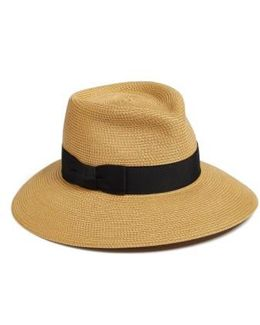 'phoenix' Packable Fedora Sun Hat