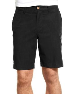 'offshore' Stretch Twill Shorts