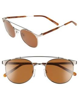 'raleigh' 51mm Sunglasses
