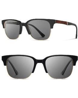 'newport' 52mm Polarized Sunglasses