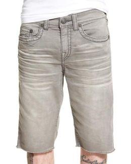 'geno' Cutoff Denim Shorts