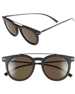 51mm Sunglasses - Havana