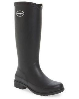 'galochas Hi Matte' Waterproof Rain Boot
