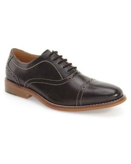 'carnell' Cap Toe Oxford