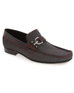 'dacio' Square-toe Loafer
