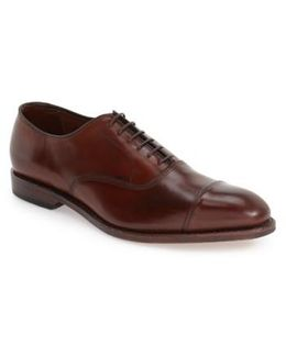 'park Avenue' Cap Toe Oxford