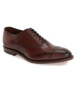'fifth Avenue' Cap Toe Oxford