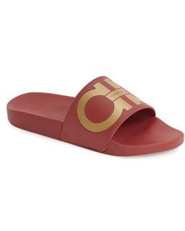 'groove' Slide Sandal