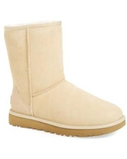 Ugg Classic Li Genuine Shearling Lined Short Boots